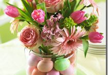 Spring/Easter Decorating