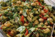 fit salatalar