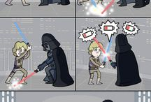Star wars / Very funny star wars