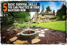 Survival Skills / Skills and knowledge you will need in order to survive an impending disaster.