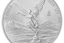 Libertads / by Bellevue Rare Coins