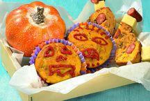 Halloween / Basteln und Kochen rund um den 31.10.