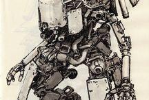 Dieselpunk / Dieselpunk