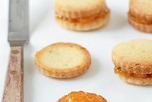Shortbread Cookies / Hello! I'm pinning things I love! | Photographer | Reporting from the Art Dept inside the International Embassy of Ideas | Let's Do Cake | pattifriday.ca