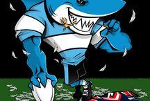 Sharks (Cronulla kind)