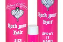 Rock Your Hair / Seine Vision hinter Rock Your Hair ist - erstens die Leidenschaft zum Beruf - jeder begeisterten Frau ein Gefühl von BIG HAIR zu vermitteln - und letztendlich von ALLEM etwas zurückzugeben, d.h von jedem verkauften ROCK YOUR HAIR Produkt, geht ein Teil an eine Einrichtung zur Unterstützung von missbrauchten und misshandelten Frauen - es soll Ihnen erleichtert werden, ein neues Leben zu beginnen.