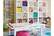Archie and Molly's playroom