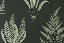 patterns, floral & vegetal