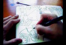 sketchbook 2009-2014