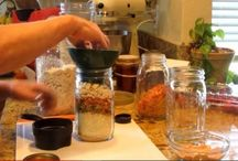 Meal In A Jar Recipes  The Homestead Survival / Quick and Easy, Just-Add-Water, Homemade Dry Mix Food Storage Recipes / by The Homestead Survival