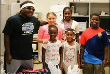 Volunteer of the Month / Our volunteers and donors are responsible for making Blessings in a Backpack possible.