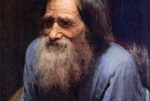 Russische schilder