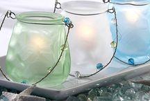 Beachy Ideas... / by Kimberly Brown-Dunn