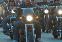 SONS OF ANARCHY / SONS OF ANARCHY / by William J Shreve Jr