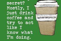 Oh, coffee