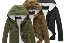 Men's Coats - Outfit Made