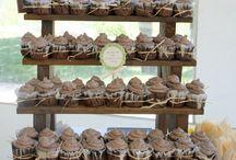 Cake Display Ideas
