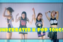 [TOP 10] Underrated K-Pop Songs / This is the place to find our weekly Top 10 Underrated K-Pop Songs Chart.