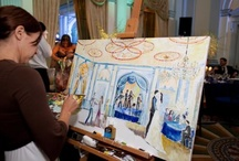 Live painting  / by Mary Simmons