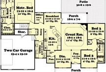 Dreaming : House Plan