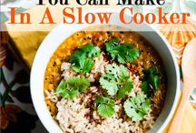 Slow cooker / 21Recipes