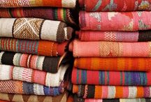 Blankets, Pillows, and Rugs ♥