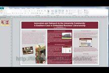 capstone poster design ideas