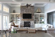 Home - Living & Family Rooms