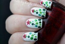Christmas Nail Art / Christmas nail art designs