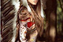 indigenas bellas