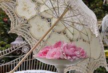 Βeneath the umbrella