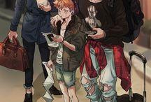 Anime art / All anime and manga art