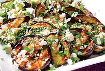 Aubergine / Everything on eggplant