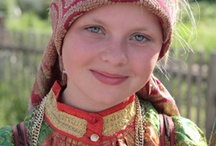 Slavic faces