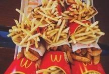 ~.Mc☆Donald's.~ / I love Mc donald's! This is my favourite fastfood.♡