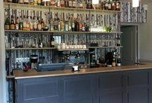Réalisations Julie Vouillarmet / Aménagement et décoration d'un restaurant proche Montfort l'Amaury 78