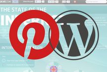 Pinterest/Wordpress
