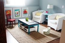 Basement Play Room / by Michelle Moring