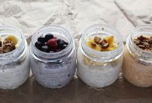 Overnight oats / Kid food
