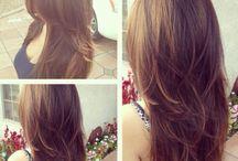 haircuts long/medium hair