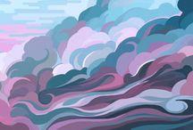 clouds / by Leah Nixon