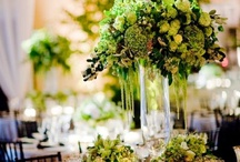 Weddings in Earthy Greens