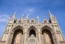 Peterborough Cathedral wedding / A wedding at Peterborough Cathedral