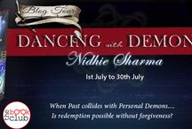 Dancing With Demons by Nidhie Sharma / All about Dancing with Demons and Nidhie Sharma.