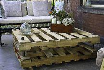 Trend Alert! {Wood Pallet Repurposing}