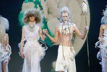 Runway / Parris Hair Show / Croussel du Louvre