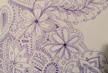 My own doodles