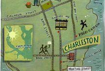 Charleston SC / Charleston South Carolina - Places to visit