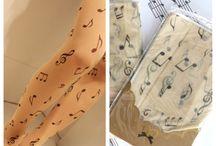 Stocking / Music Stocking