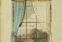 Regency Era Interiors